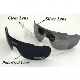 4 Lens, Polarized Cycling Sport Sunglasses