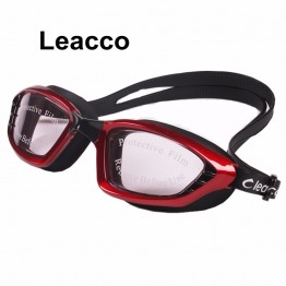 Professional Anti Fog, UV Protection, Electroplate Waterproof Swimming Goggles, 5 Colors