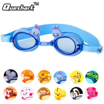 Kids Cartoon Animals Anti Fog UV Protection Swimming Goggles32595783682