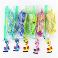Cartoon Kids Children Silicone Waterproof Swim Pool Water Swimming Goggles Glasses Eyewear Eyeglasses Accessories for Boys Girls