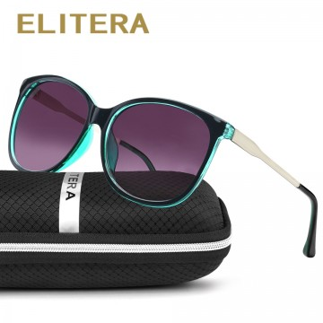 ELITERA Brand Star Style Luxury Female Sunglasses Women Oversized Sun Glasses Vintage Outdoor Sunglass Oculos de sol 300632439833371