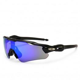 Kapvoe Polarized Cycling Sunglasses Outdoor Sport Bicycle SunGlasses Radareve Cycling Glasses Cycling Goggle Eyewear 5 Lens