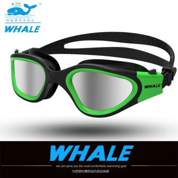 water glasses professional swimming goggles Adults Waterproof swim uv anti fog adjustable glasses oculos espelhado pool glasses32655788637
